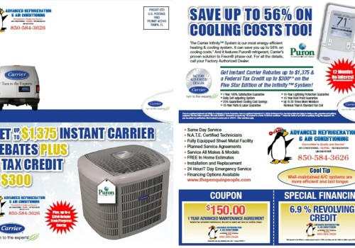 Advanced Refrigeration Direct Mail