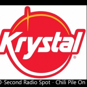 Krystal 30-Second Radio Spot - Pile On
