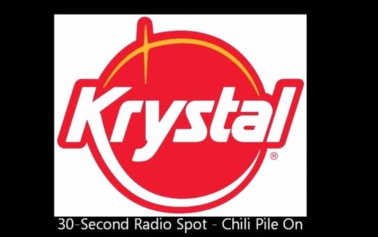 Krystal 30-Second Radio Spot – Pile On
