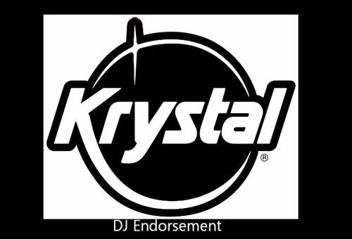 """Krystal Radio Spot """"DJ Endorsement"""""""