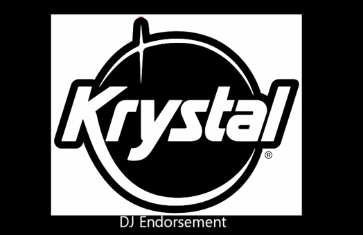 Krystal DJ Endorsement Radio Image
