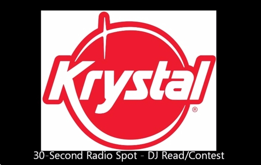 "Krystal 30-second Radio Spot ""DJ Read & Contest"""