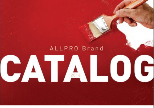 ALLPRO Corporation Catalog