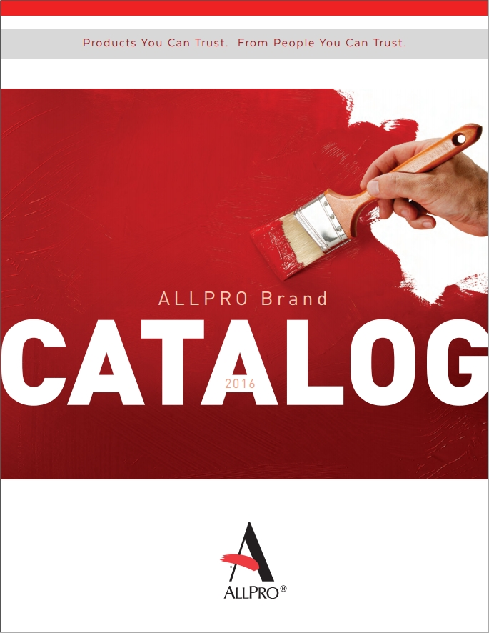 ALLPRO Corporation Catalog