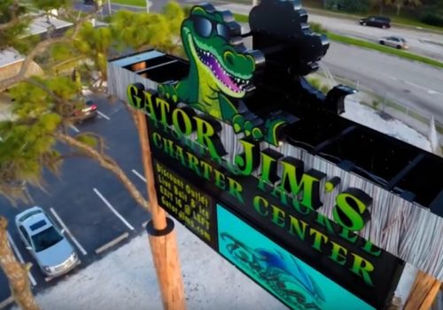 "Gator Jim's Tackle 30-second TV Spot ""Introduction"""