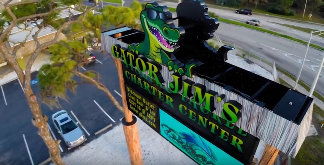 Gator Jim's Intro Featured Image
